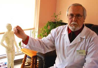 LTMA akademikas, biomedicinos mokslų daktaras Alfredas Zorys